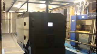 Parcours du robot Optimat DeLaval