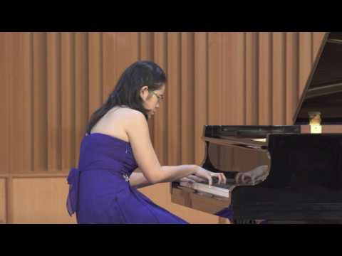 Davidsbündlertänze Op. 6 -  Robert Schumann - Performed by Delicia Mandy Nugroho