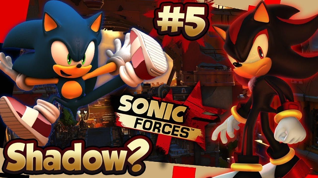ABM: Sonic Forces Gameplay!! Walkthrough # 5 HD *Nintendo Switch*