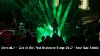 Dordeduh - Live at Exit Fest Explosive Stage 2017 (Novi Sad/Serbia) Extreminal TV -VLOG - Episode 2