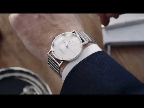 GEORG JENSEN   One Watch Five Looks一支錶呈現五種樣貌