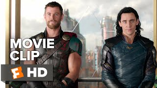 Thor: Ragnarok Movie Clip - Get Help (2017) | Movieclips Coming Soon
