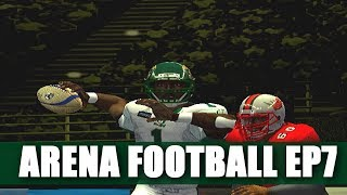 I MEANT TO DO THAT - ARENA FOOTBALL ROAD TO GLORY EP7