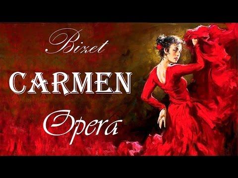 Bizet  Carmen Opera Complete