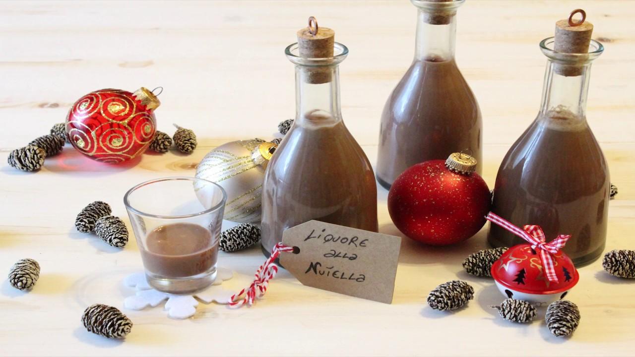Liquore alla Nutella: Ingredienti e Preparazione