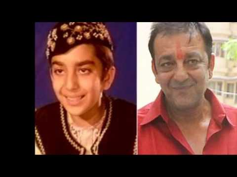 Top Bollywood Celebs In Their Childhood And Now