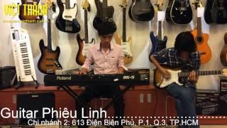 Mashup Tìm lại + Hương thơm diệu kỳ (Rock Metal) - Guitar Squier Fender & Roland BK5