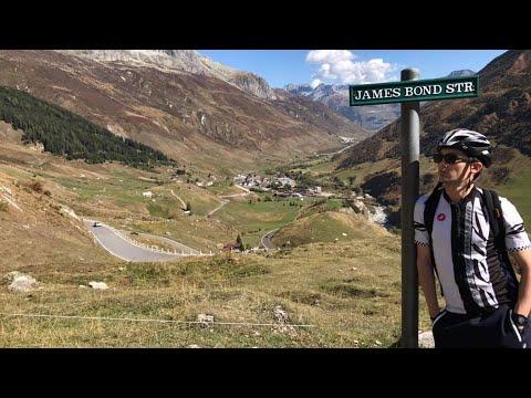 Olek & William's Tour De Switzerland: The Furka Pass