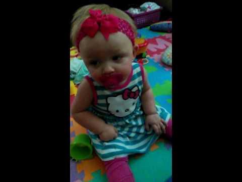 18 month old child observation