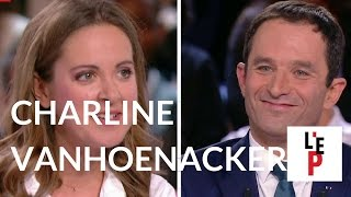 L'Emission politique : Charline Vanhoenacker face à Benoît Hamon le 08 décembre 2016 (France 2)