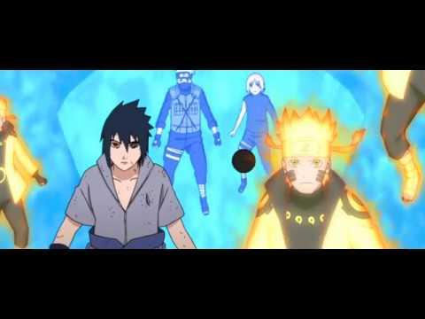 Lil Uzi Vert - Grow Up//Naruto [AMV]