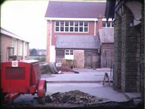Footage of Berry Hill Secondary School - Film 2