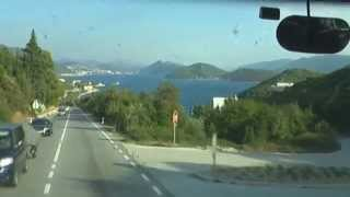 Autobahn Zagreb- Dubrovnik