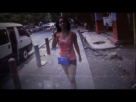 💋20 Minute Manila 1,000 Hello's Walk Part.1 - Philippines/Oz Fun
