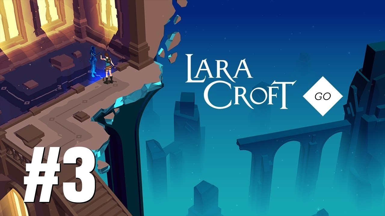 Lara croft go the mirror of spirits gameplay walkthrough for Mirror gameplay walkthrough