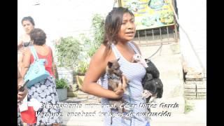 Fuga en gasoducto de Coatzintla