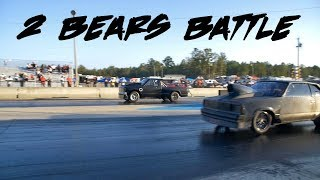 2 BEARS GRUDGE AND THEY ARE FAST!! ANT BONEY PERFORMANCE TAKES ON A BAD S10!