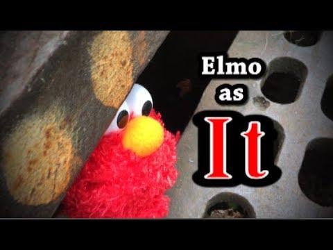 Elmo In Stephen King S It Youtube