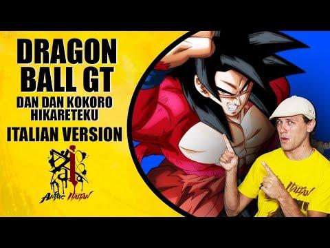 Dragon Ball GT - Dan Dan Kokoro Hikareteku (Italian Version)