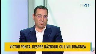 România9 - invitat Victor Ponta (@TVR1)