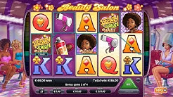 BEAUTY SALON ™ - the exciting online casino slot game at Goldruncasino