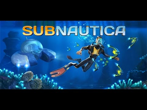 SUBNAUTICA! how big can we build our base? come join the troop!