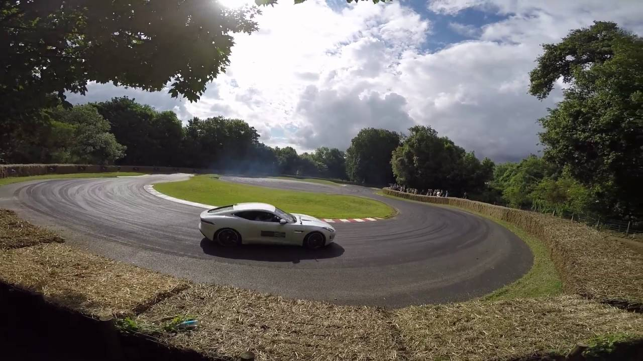 Extreme Supercar Drifting At Goodwood Youtube