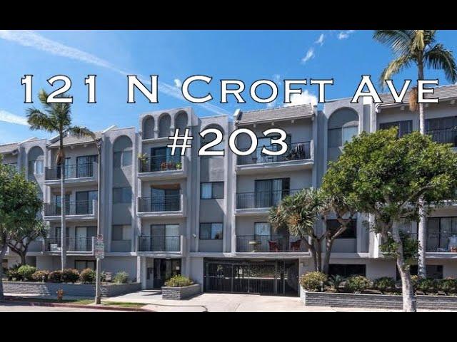 121 N Croft Ave #203, Los Angeles, CA 90048