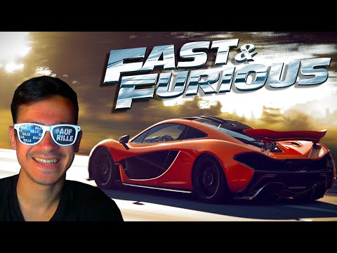 FAST & FURIOUS 7 : Forza Horizon 2 - Let's Play #4 [FACECAM] - ÖRNI AM RAPPEN !! HD poster