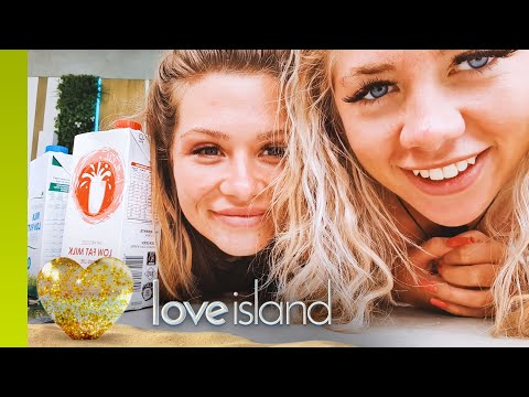 'Making Tea' With Shaughna And Paige | Love Island Series 6