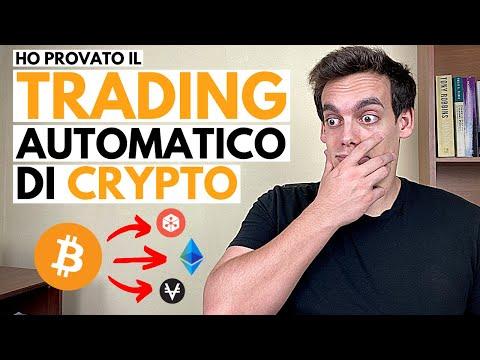 Ho Provato il TRADING Automatico di CRYPTO (e questo è quello che è successo..)
