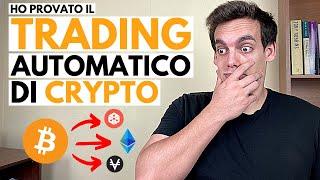 bitcoin di trading automatico