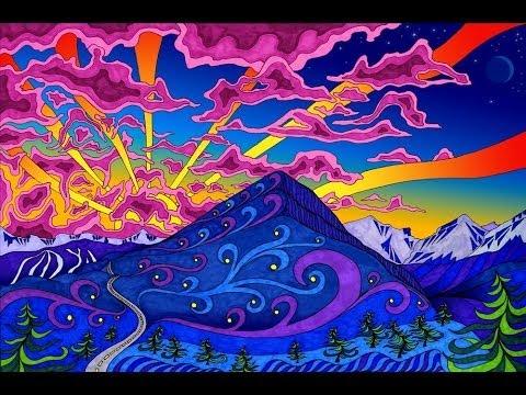 Dibujos bajo los efectos de LSD y Auto retratos bajo los ...