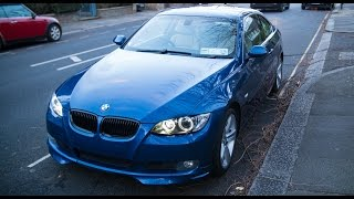 How to cheaply modify an E92 BMW 3 series in 15 minutes!