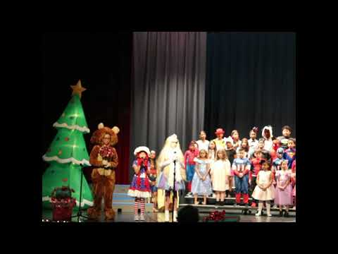Town and Country Elementary School presents Magic In The Toy Shop