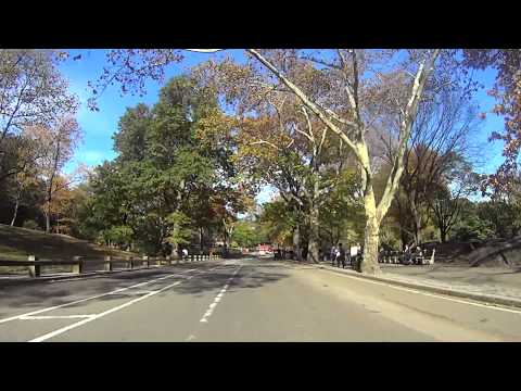 20141104 Upper East Side via Central Park to Queensboro Bridge