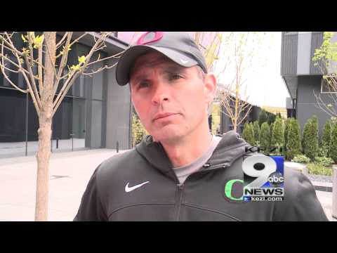 Matt Lubick Post Practice (4/23/14)