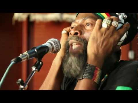 1Xtra in Jamaica - Capleton performs Raggy Road (Live at Tuff Gong Studios)