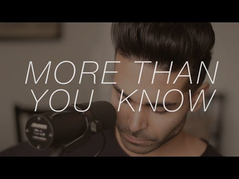Axwell Λ Ingrosso - More Than You Know (cover) - Robin Padam