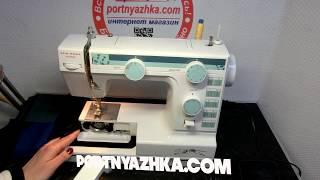 Обзор швейной машины NEW HOME 2522