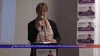 Yvelines | Nelly Dutu présente un programme social et écologique pour La Verrière