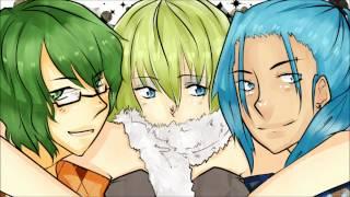 【 Mathieu & Tsubaki & Ichiro】 Oh Yeah! 【 UTAU 】