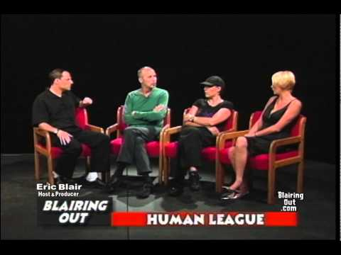 The Human League talks w Eric Blair 2003 about their Music career
