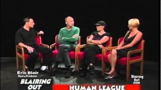 The Human League talks w Eric Blair 2003 about their Music career