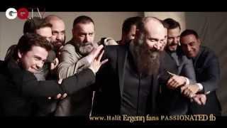 Halit Ergenc 1st VIDEO...GQ Muhtesem Adamlar April 2014