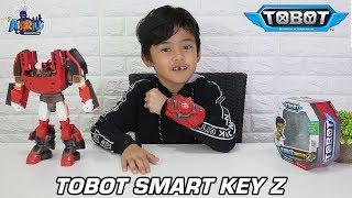 Mainan Anak || Tobot Smartkey Z
