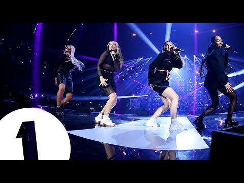 Little Mix - Woman Like Me (Radio 1s Teen Awards 2018) | FLASHING IMAGES