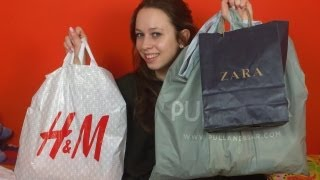 Collective Haul 2013: Mac, Zara, H&M, Pull&Bear and more Thumbnail