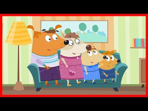 #Мультики для детей #Мультфильмы #Семейкасобачек #Развивающие мультики #Обучающие и развивающие
