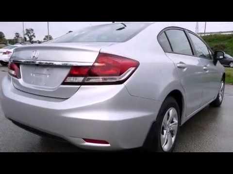 Captivating 2014 Honda Civic LX In Monroeville, PA 15146. Valley Honda